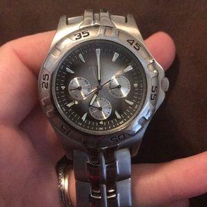 Men's Fossil Blue Watch